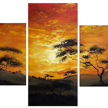 African Skies by cheriedirksen