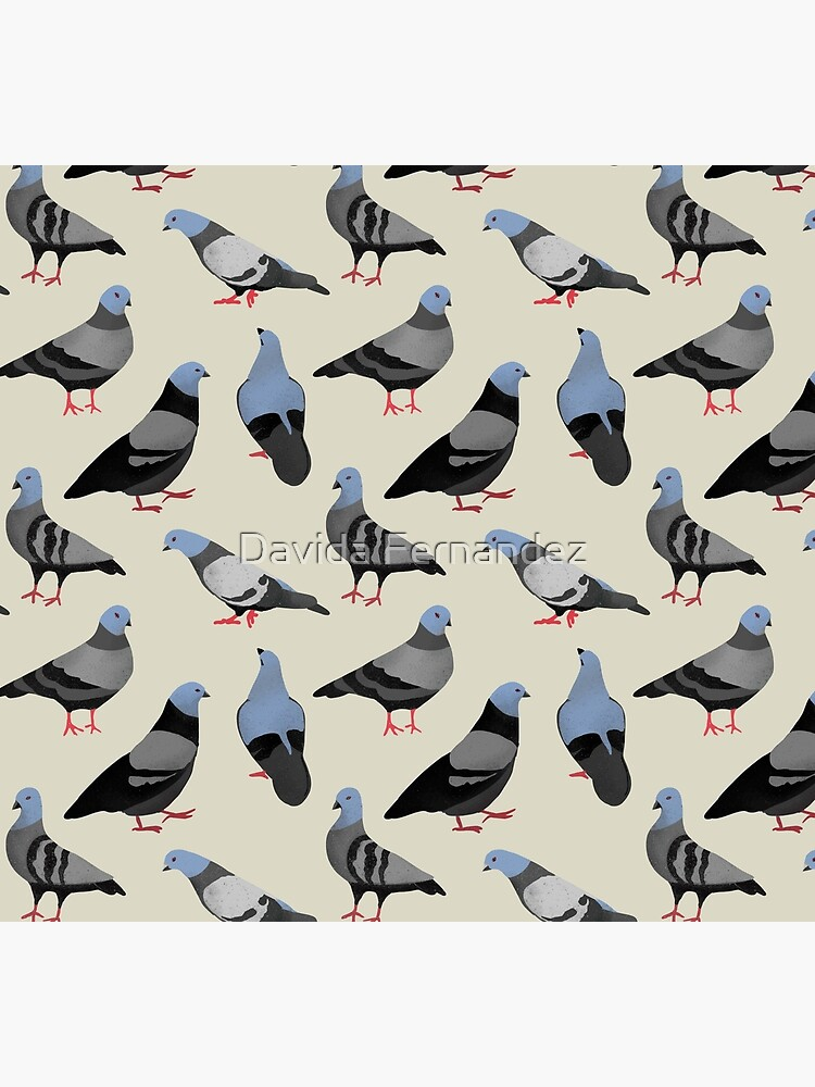 Design 33 - The Pigeons by divafern