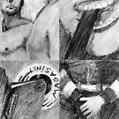 4 Sketches by Hekla Hekla