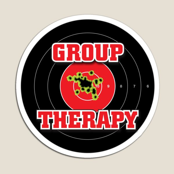 Group Therapy Magnet