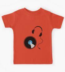 Music DJ Kids Tee