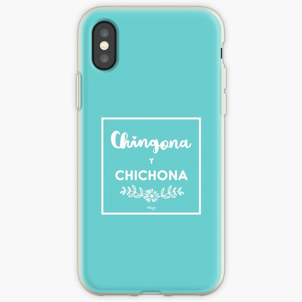 Chingona Y Chichona iPhone Case & Cover