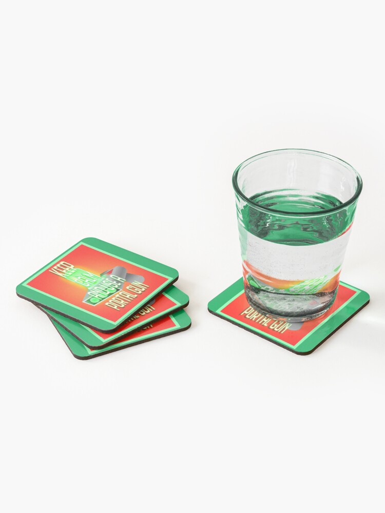 Alternate view of Keep Calm Coasters (Set of 4)