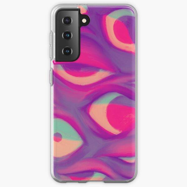 Eyeballs Samsung Galaxy Soft Case