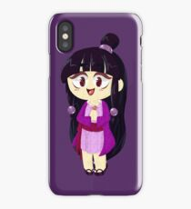 Purple Spirit Medium iPhone Case