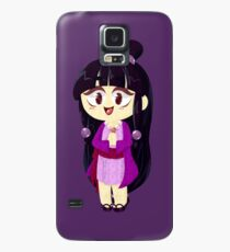 Purple Spirit Medium Case/Skin for Samsung Galaxy