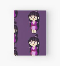 Purple Spirit Medium Hardcover Journal