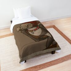 Talon Puppy-Dog Eyes Comforter