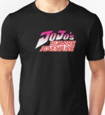 JoJo's Bizzare Adventure T-Shirt