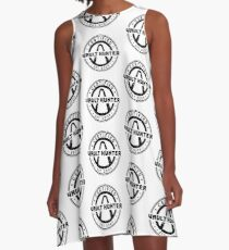 Certified Vault Hunter (Borderlands) A-Line Dress