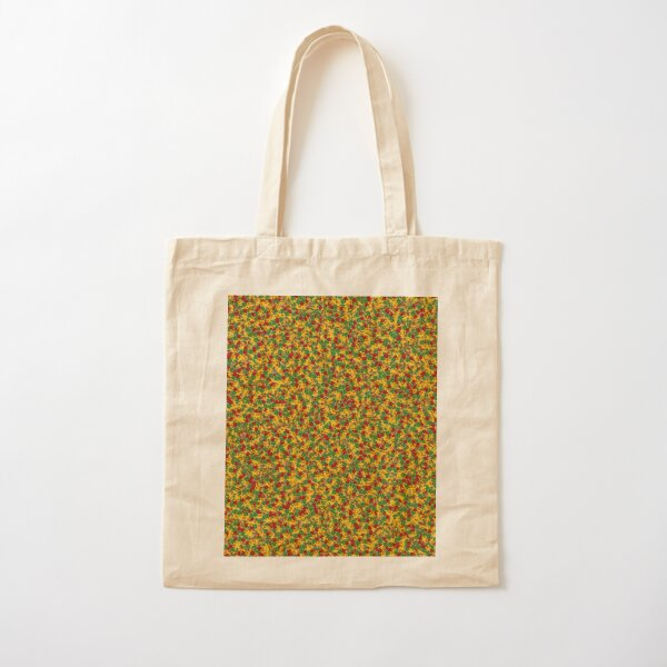 England Ireland and Wales pattern Cotton Tote Bag