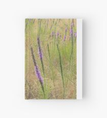 Surprise Patch of Prairie Blazing Star Hardcover Journal