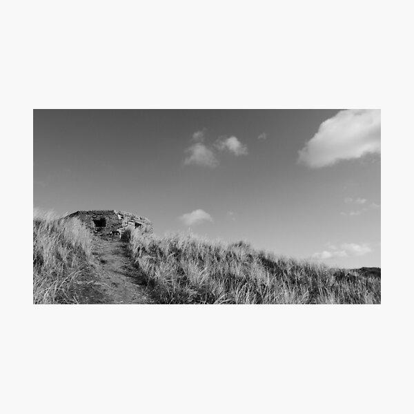 Pillbox Photographic Print