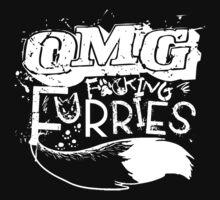 OMG Fuckin' Furries!