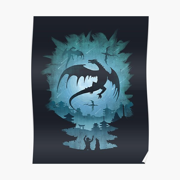 Imagine Dragons Poster