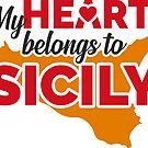 My Heart Belongs To Sicily by campobellezza