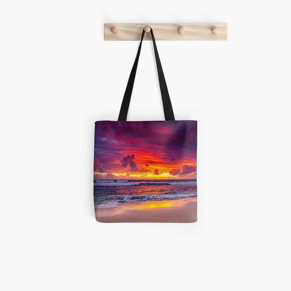 North Beach Panoramic Tote Bag