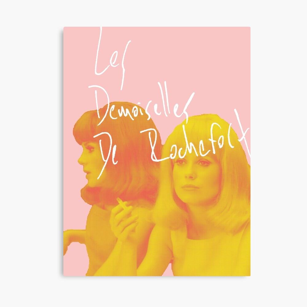 Demoiselles De Rochefort - Catherine Deneuve Leinwanddruck