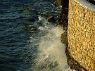 Morning splash by Themis
