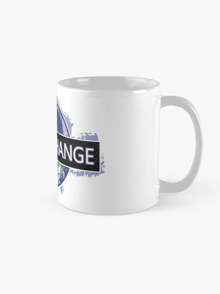Alternate view of Be The Change ! Mug
