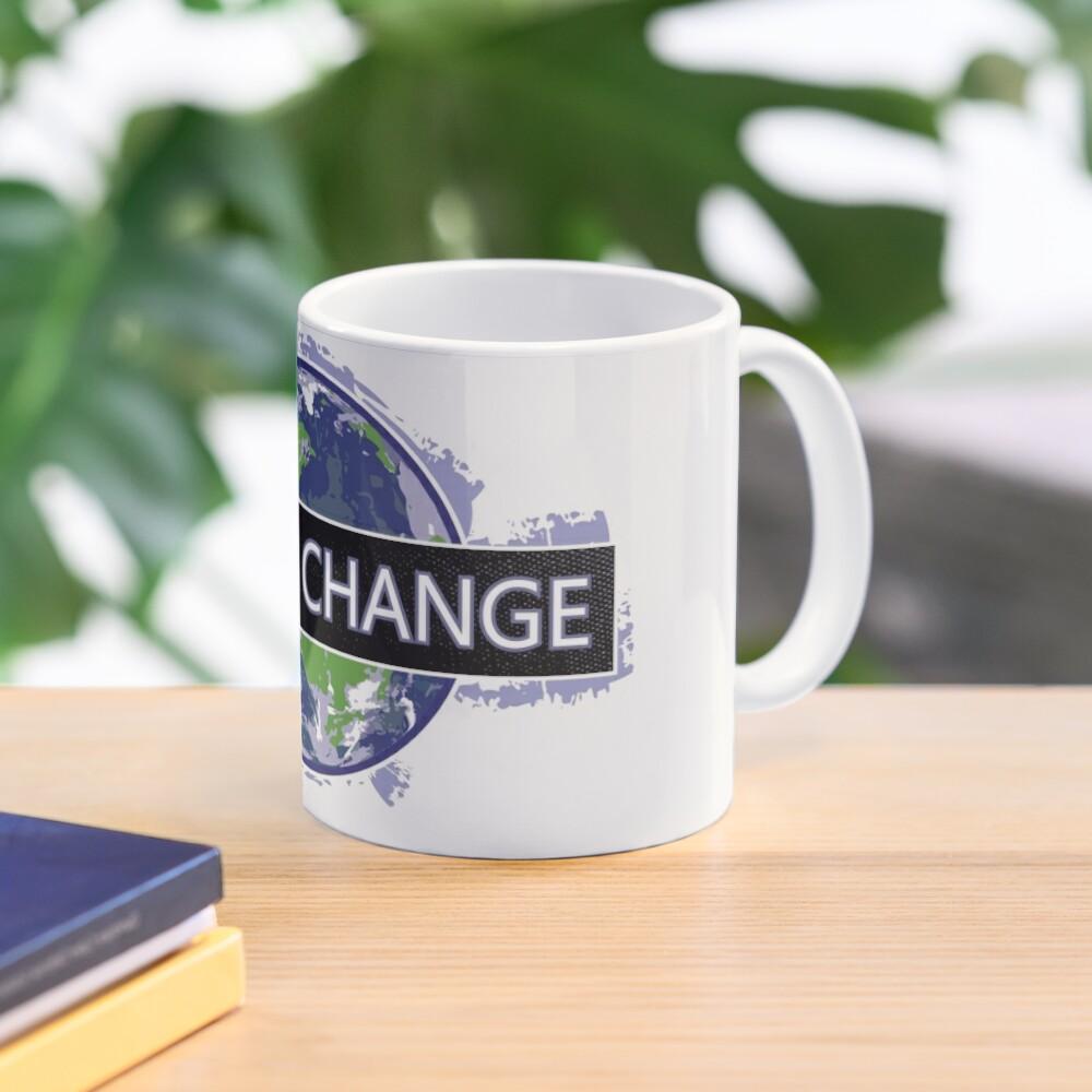 Be The Change ! Mug