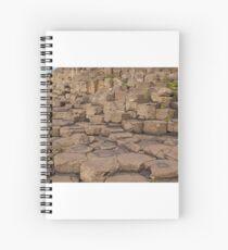 Giants Causeway, Northern Ireland Spiral Notebook