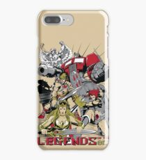 LEGENDS OF THE 80´S iPhone 7 Plus Case