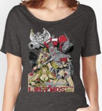 LEGENDS OF THE 80´S Women's Relaxed Fit T-Shirt