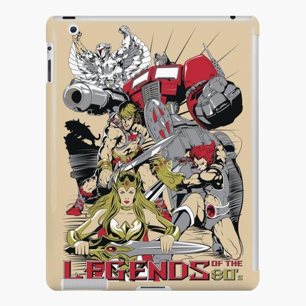 LEYENDAS DE LOS 80'S Funda rígida para iPad