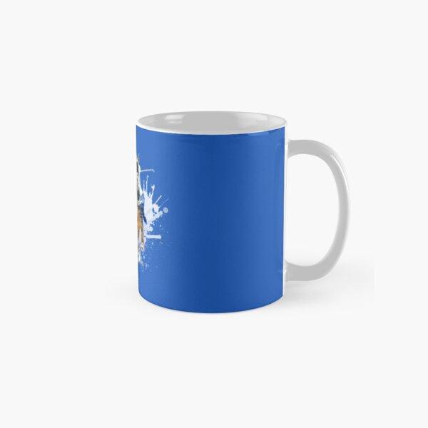 polo player bluebrown Classic Mug