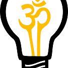 Om Symbol Glühbirne von XOOXOO