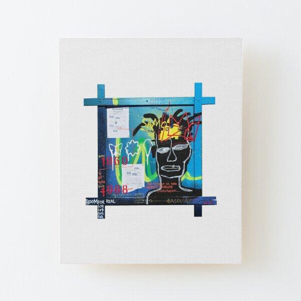 Tribute To JMB Wood Mounted Print