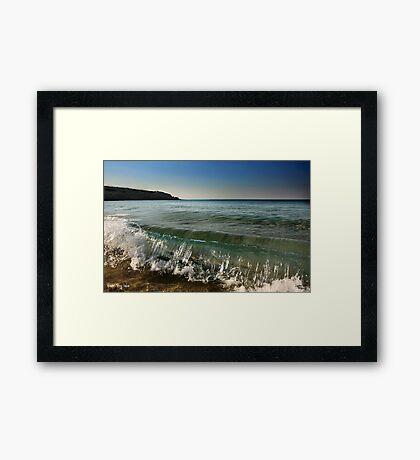 Bunker Bay Framed Print