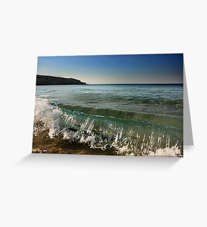 Bunker Bay Greeting Card