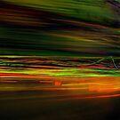 Fast Stripes by Brian Damage
