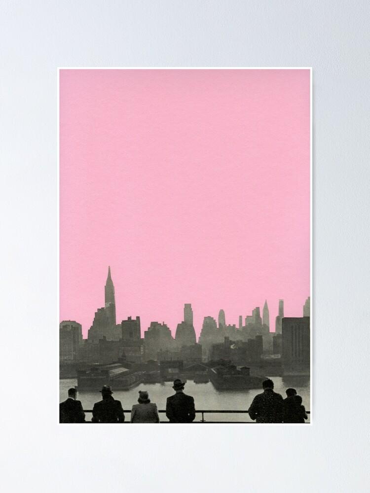 Alternate view of New York Nights Poster