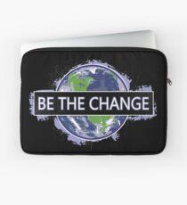 Sei die Veränderung! Laptoptasche
