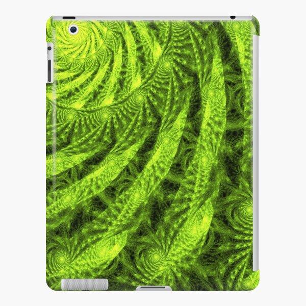 Green Plant Fractal iPad Snap Case