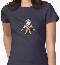 8-Bit Ezio Women's Fitted T-Shirt