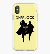 221B Baker Street iPhone Case
