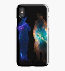 Sherlock Galaxies iPhone Case/Skin