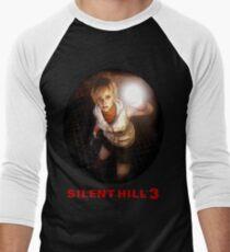 Silent Hill 3 Men's Baseball ¾ T-Shirt