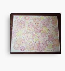 Infection Canvas Print