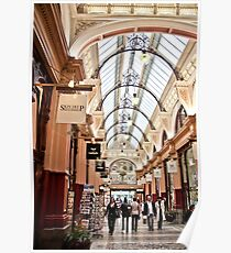 The Block Arcade, Melbourne Poster
