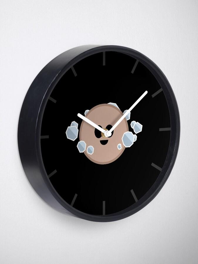 Alternate view of Asteroids Love Jupiter Clock