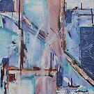 Blue transposal by Susan MacFarlane