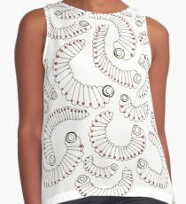 Evolutions - Burrowed Sleeveless Top