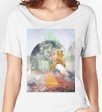 Emerald City of Love Women's Relaxed Fit T-Shirt