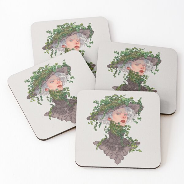 #drawthisinyourstyle No.8 Coasters (Set of 4)