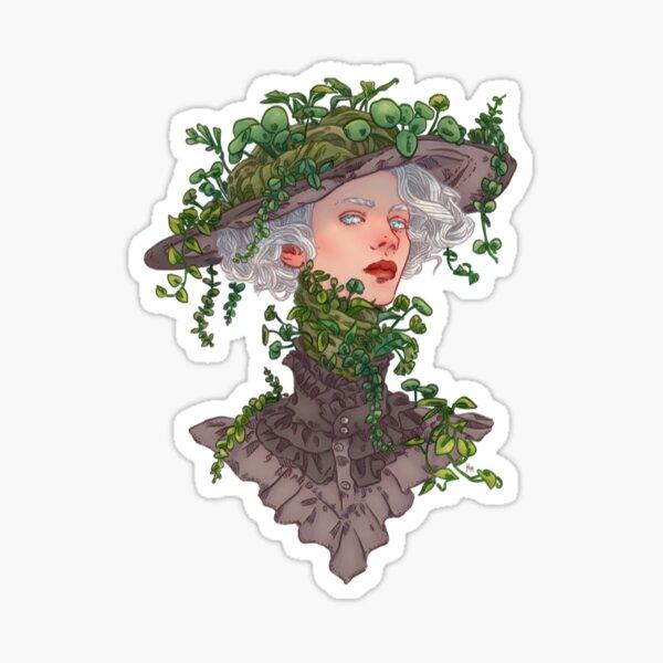 #drawthisinyourstyle No.8 Sticker